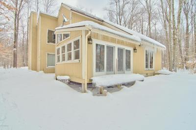 Lake Naomi, Timber Trails Single Family Home Sold: 1239 Longrifle Rd