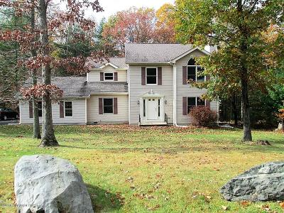 Monroe County, Pike County Rental For Rent: 5234 Hilltop Cir