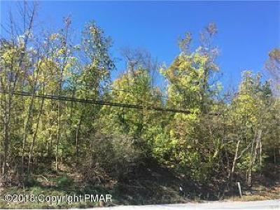 Saylorsburg Residential Lots & Land For Sale: 2 Bonser Road