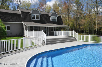 Canadensis Single Family Home For Sale: 623 Lavender Ln