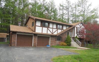 Long Pond Single Family Home For Sale: 544 Sullivan Trl