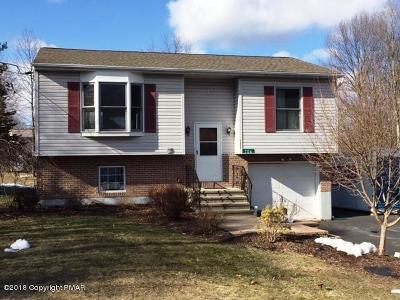 Stroudsburg Single Family Home For Sale: 706 Horizon Dr
