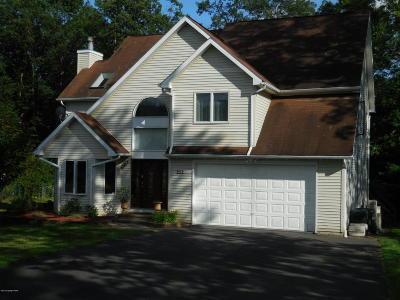 Effort Single Family Home For Sale: 252 Mount Effort Drive