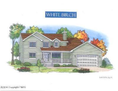 Stillwater Lakes Civic Assoc. Single Family Home For Sale: Thunder Ln