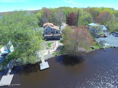 Monroe County Single Family Home For Sale: 7686 Lake (Lakefront) Shore