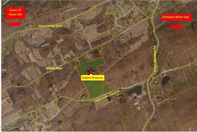 Stroudsburg Residential Lots & Land For Sale: 544 Poplar Valley Road