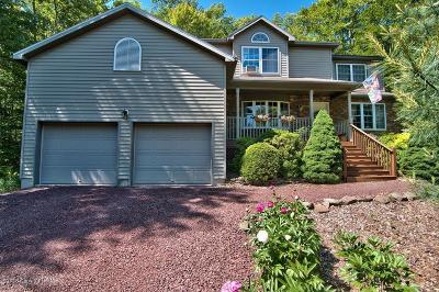 Pocono Pines PA Single Family Home For Sale: $329,000