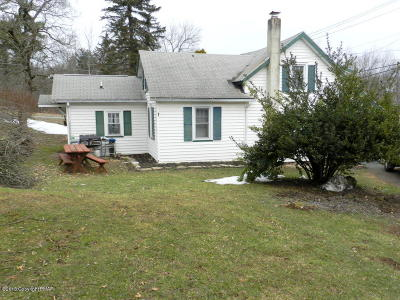 Mount Pocono Single Family Home For Sale: 541 Grange Rd