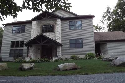Kunkletown Single Family Home For Sale: 4637 Buck Ln