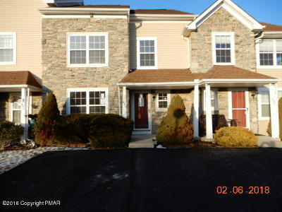 East Stroudsburg Single Family Home For Sale: 68D Ridge View Cir