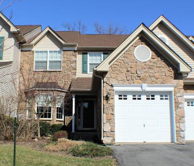 Country Club Of The Poconos Single Family Home For Sale: 1786 Big Ridge Dr