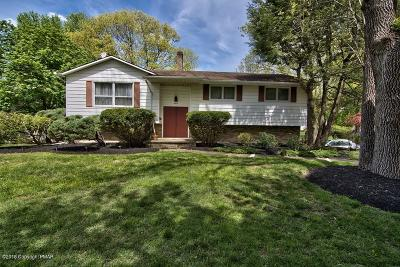 East Stroudsburg Single Family Home For Sale: 11 Kiwanis St