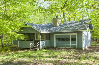 Pocono Lake Single Family Home For Sale: 1558 Lake Ln