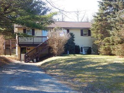 Effort Single Family Home For Sale: 929 Gilbert Rd