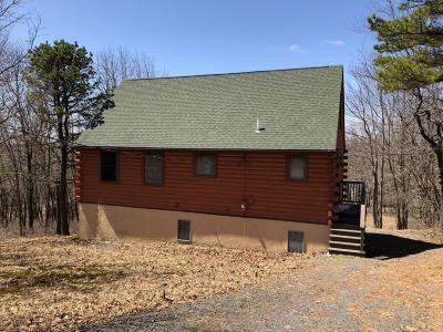 Long Pond Single Family Home For Sale: 117 Green Knob Ct
