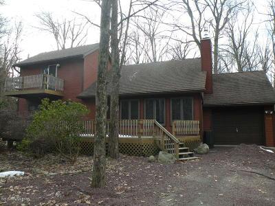 Lake Harmony Single Family Home For Sale: 494 Moseywood Rd