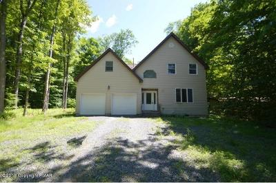 Pocono Lake Single Family Home For Sale: 5169 Cresco Dr