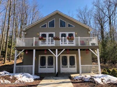 Lake Harmony Single Family Home For Sale: 127 S Lake Drive