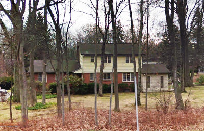 Mount Pocono Commercial For Sale: 34 High St