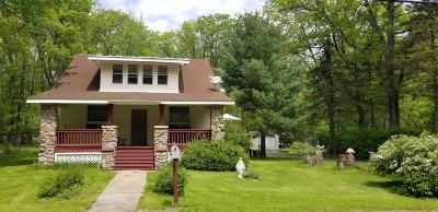Pocono Summit Single Family Home For Sale: 236 Summit Ave