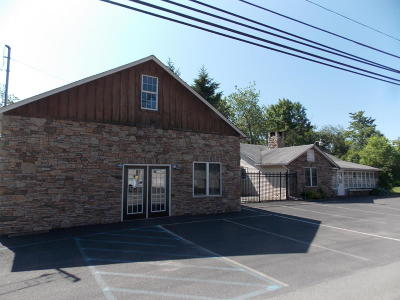 Cresco Commercial For Sale: 6588 Route 191 Rte