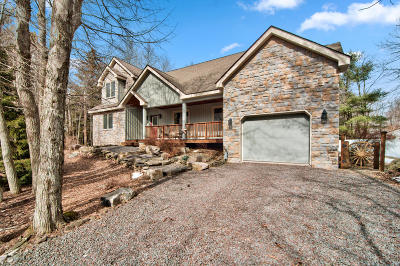 Lake Naomi, Timber Trails Single Family Home Sold: 235 Little Pond Circle