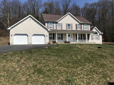 Saylorsburg Single Family Home For Sale: 211 Annies Lane