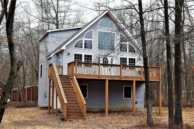 Blakeslee Single Family Home For Sale: 290 Brier Crest Rd