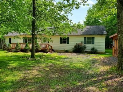 Towamensing Trails Single Family Home For Sale: 12 Wilde Gln