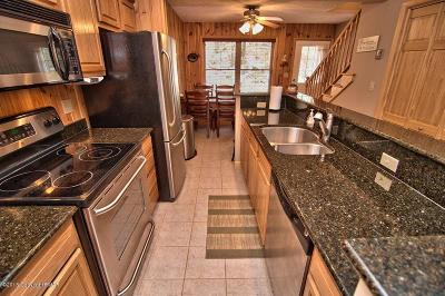 Lake Harmony Single Family Home For Sale: 49 Lakeview Dr