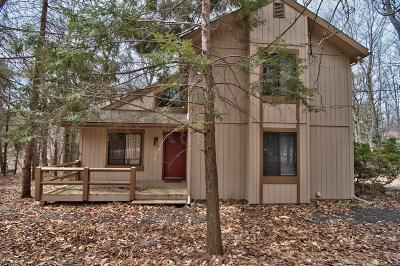 Single Family Home For Sale: 184 Boone's Trail