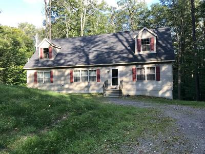Gouldsboro Single Family Home For Sale: 120 Big Bass Drive
