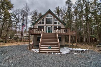 Pocono Lake Single Family Home For Sale: 625 Sir Gawain