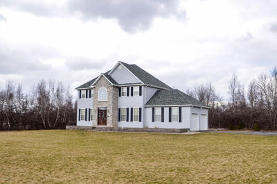 Effort Single Family Home For Sale: 1256 Rosebud Ct