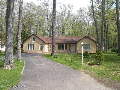 Pocono Summit Single Family Home For Sale: 427 Stillwater Dr