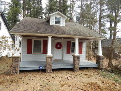 Pocono Pines Single Family Home For Sale: 122 Firehouse Rd