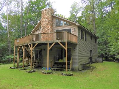 Gouldsboro Single Family Home For Sale: 127 Lake Drive West