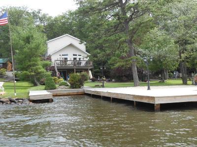Lake Harmony Single Family Home For Sale: 98 S Lake Dr