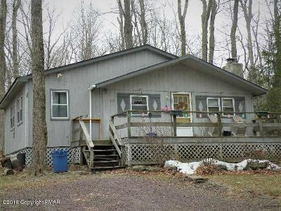 Pocono Lake Single Family Home For Sale: 112 Selig Road