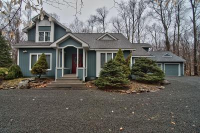 Pocono Lake Single Family Home For Sale: 1504 Crestview Ln