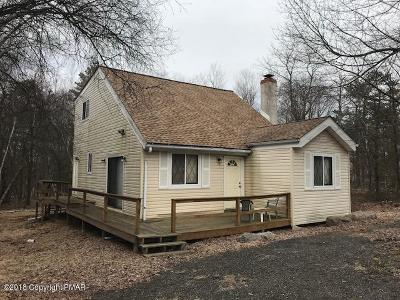 Towamensing Trails Single Family Home For Sale: 588 Old Stage Rd