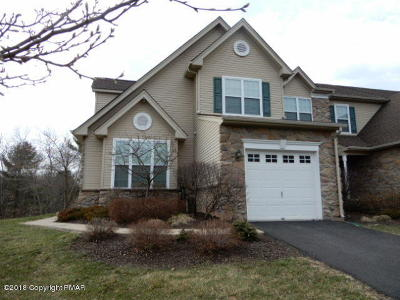 Country Club Of The Poconos Single Family Home For Sale: 1751 Big Ridge Dr