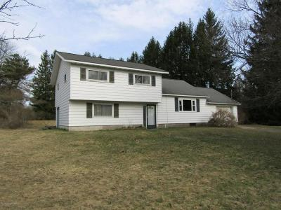 Pocono Lake Single Family Home For Sale: 109 Spur Rd