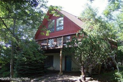 Long Pond Single Family Home For Sale: 342 Mountain Top Lake Rd