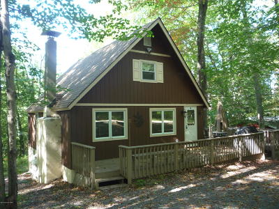 Pocono Lake Single Family Home For Sale: 138 Ski Trail