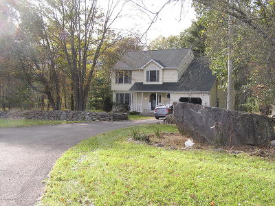 East Stroudsburg Single Family Home For Sale: 121 Georganna Dr