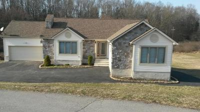 East Stroudsburg Single Family Home For Sale: 306 Rustic Dr