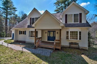 East Stroudsburg Single Family Home For Sale: 271 Cranberry Rd