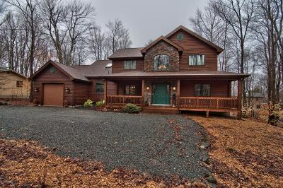 Lake Naomi, Timber Trails Single Family Home Sold: 4165 Hemlock Trl