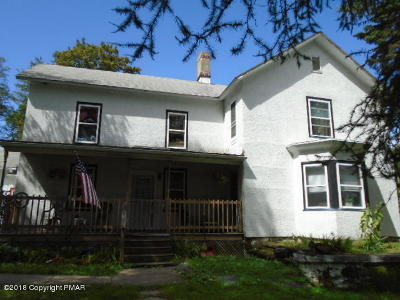 Gouldsboro Single Family Home For Sale: 68 Grand View Farms - Phillips Road